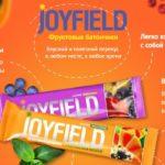 Фруктовые батончики Joyfield