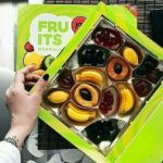 Фруктовый мармелад Joyfield Fruits от НЛ Интернешнл без сахара
